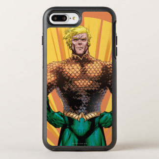 Aquaman Standing OtterBox Symmetry iPhone 8 Plus/7 Plus Case