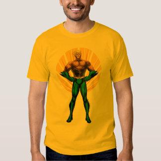 Aquaman Standing T-shirt
