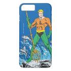 Aquaman Stands with Pitchfork iPhone 8 Plus/7 Plus Case
