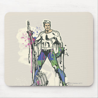 Aquaman - Twisted Innocence Color Mouse Mat