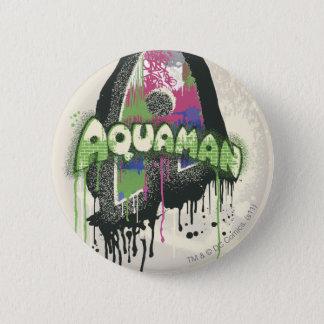 Aquaman - Twisted Innocence Letter 6 Cm Round Badge