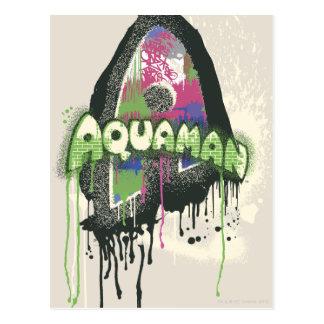 Aquaman - Twisted Innocence Letter Postcard