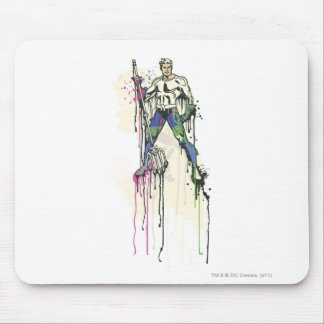 Aquaman - Twisted Innocence Poster Mouse Mat