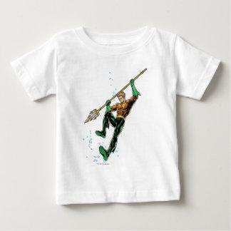 Aquaman with Spear Tee Shirt