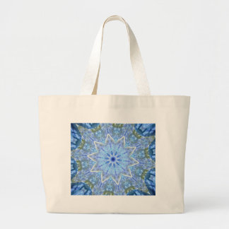 Aquamarine and Peridot Daydream Kaleidoscope Bag