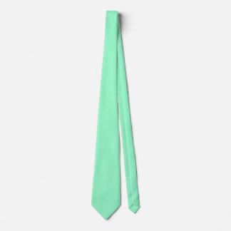 Aquamarine Green Tie