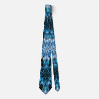 Aquamarine Meditation Tie