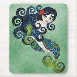 aquamarine, the teenage mermaid mousepad