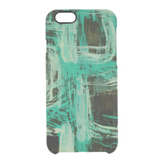 Aquamarine Windows I Clear iPhone 6/6S Case
