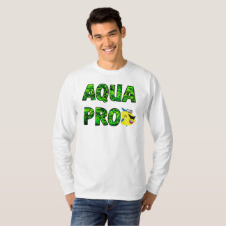 AQUAPRO Stacked Leaf Long Sleeve Shirt