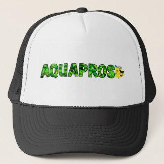 AQUAPROS Leaf Logo Hat
