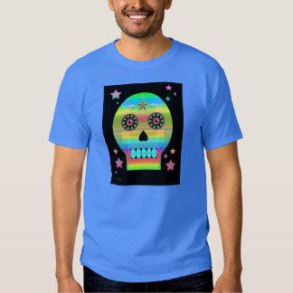 Aquarian Skull T Shirt