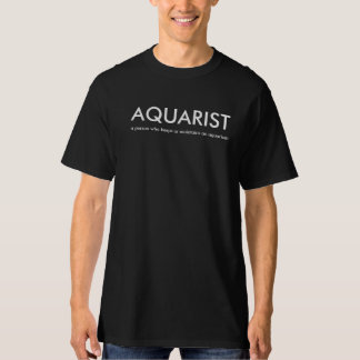 Aquarist Definition T-Shirt