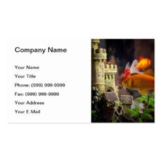 Aquarium Business Card Templates