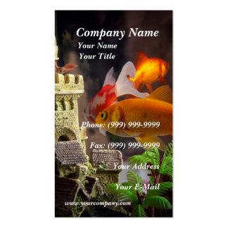 Aquarium Business Card
