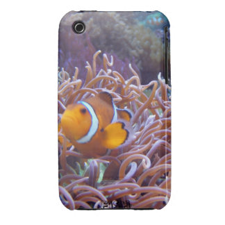 aquarium, clown fish Case-Mate iPhone 3 case