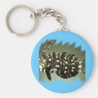 Aquarium Collection by FishTs.com Key Chain