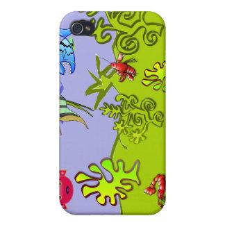 Aquarium Covers For iPhone 4