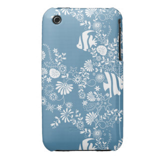 Aquarium Fish iPhone 3 Case-Mate Cases