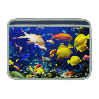 AQUARIUM ~ FISH MacBook AIR SLEEVES