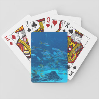 Aquarium Fish Playing Cards