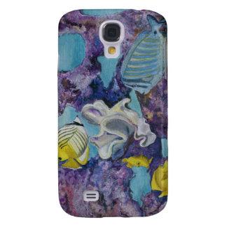 Aquarium Galaxy S4 Covers