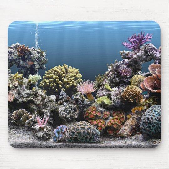 Aquarium Mouse Mat