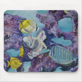 Aquarium Mousepads