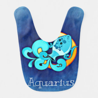 Aquarius acquario bib