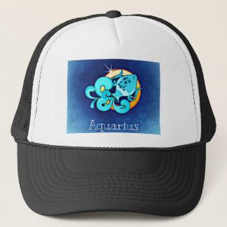 Aquarius, Acquario Trucker Hat