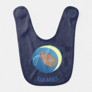 Aquarius Bib