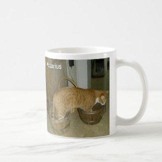 Aquarius Cat Zodiac Sign Mug