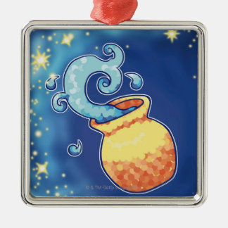 Aquarius Christmas Ornament