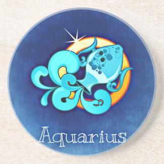 Aquarius Coaster