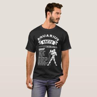 Aquarius Facts T-Shirt