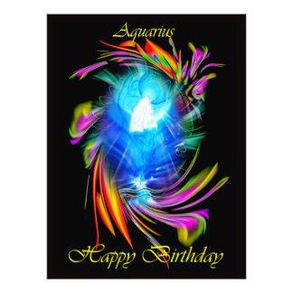 Aquarius Happy Birthday