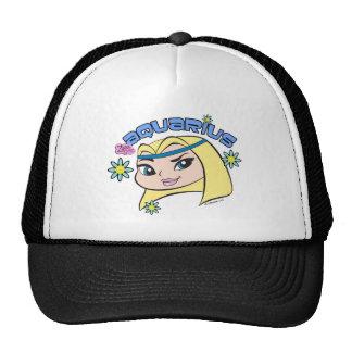 Aquarius Hat