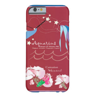 Aquarius January Phone Case