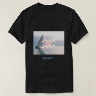 Aquarius January tee