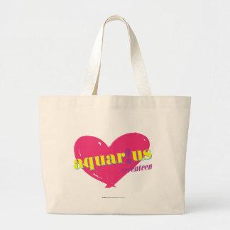 Aquarius Large Tote Bag