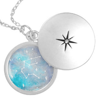 Aquarius Locket