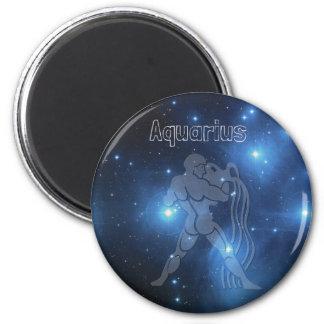 Aquarius Magnet