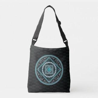 Aquarius Mandala All-Over-Print Bag