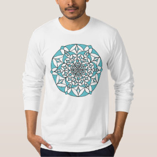 Aquarius Mandala T-Shirt