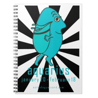 Aquarius Notebook