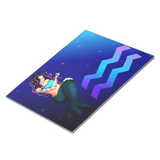 Aquarius Notepad