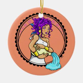 Aquarius Ornament