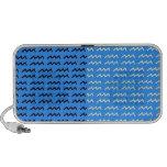 Aquarius Pattern Mini Speaker