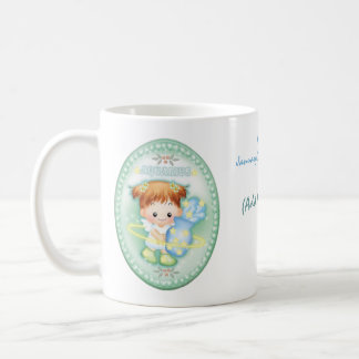 Aquarius - Personalised Zodiac Mug