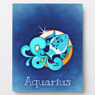 Aquarius Plaque
